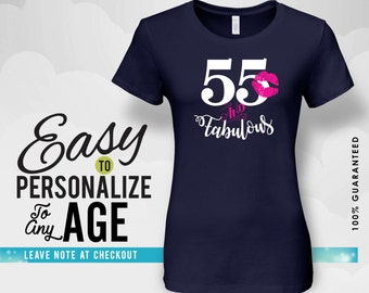 55th Birthday Gifts For Men Gift Tshirt