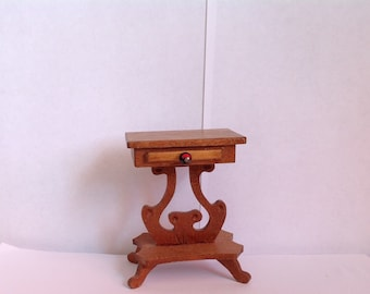 Gorgeous Dollhouse Miniature Table Japan