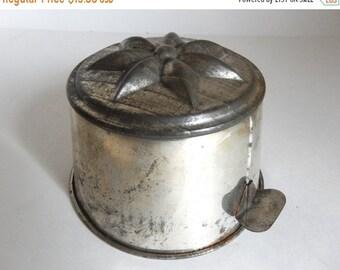 Sale - Antique GBC French Tin Mold