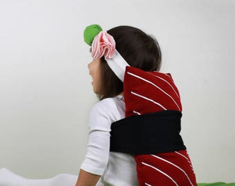 Baby/Toddler Tuna Sushi Costume