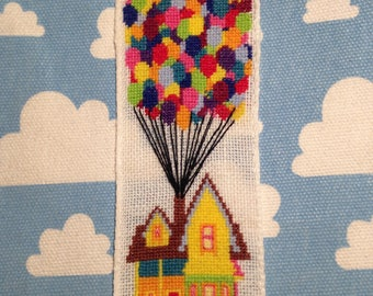 UP house - Cross Stitch Pattern