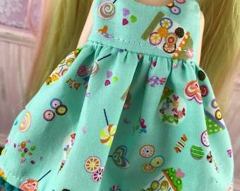 SALE - Blythe Dress - Mini Candy