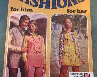Star Book No. 230 In Fashions American Threads