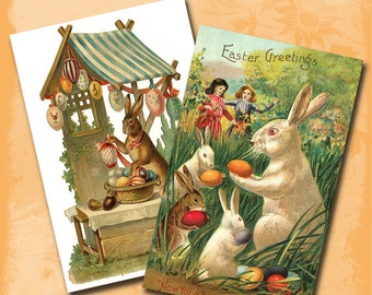 Easter Collage Sheet 1
