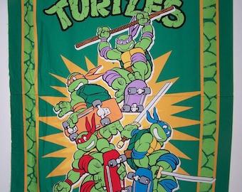 Teenage Mutant Ninja Turtles Panel Retro