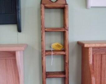 Solid Wood Shadow Box Wall Shelf 23 X 5.5 X 2.625