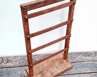 Earring Display, Earring Stand, Retail Jewelry Display, Earring Holder, Free-Standing Earring Stand, 2-Sided - THE SPARTAN II