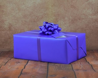 Premium Collection Gift Wrap Kit - Lilac