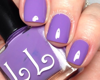 Lavender by Lucky Lacquer, 5-Toxin Free Nail Polish
