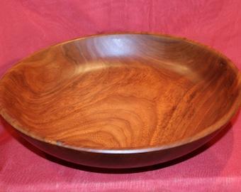 Large Walnut Bowl