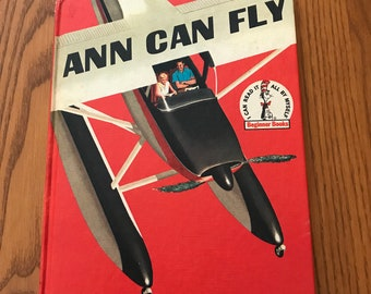 Ann Can Fly-Hardcover Children's Book