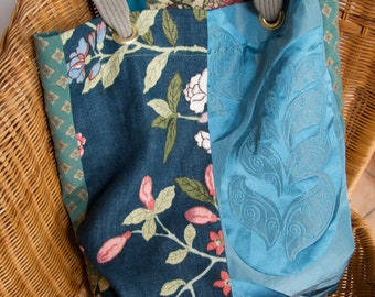 Great Tote bag Patchwork