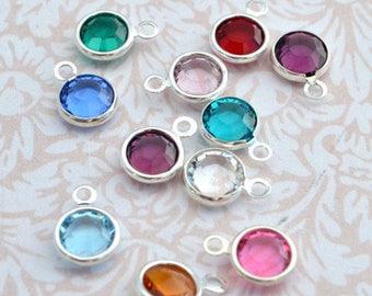 Add on: Swarovski Birthstone Crystal, Birthstone, Crystal, Birthstone Jewelry, Birthstone Crystal