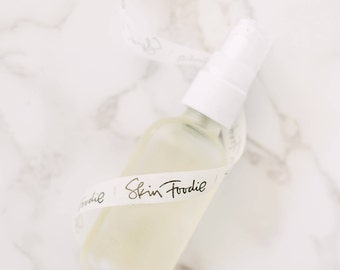 original facial oil    organic   facial    moisturizer   perfect for ALL skin types   balancing   acne   redness   inflammation  