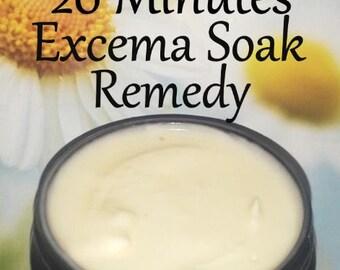 20 Minutes Eczema Remedy