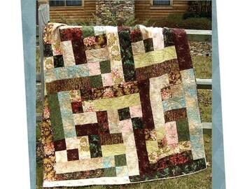 Stone Garden Quilt Pattern (DIGITAL COPY)