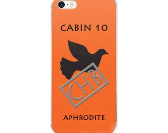 Camp Half-Blood Inspired Percy Jackson Cabin 10 Aphrodite iPhone Case