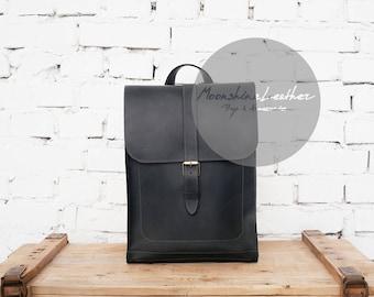 Leather backpack, leather backpack purse, womens backpack, handmade backpack, rucksack backpack, hipster backpack, mens backpack, mens bag