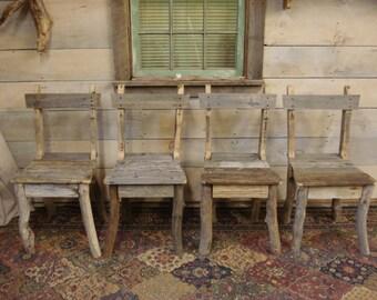 """Driftwood Chair (18""""x17""""x18""""H)"""
