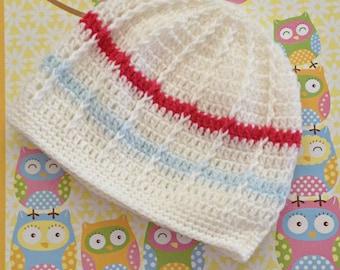 boys girls beanie hat, skull cap, winter accessory, crochet slouchy winter beanie hat, winter hat, knit hat, Christmas Gift, Birthday Gift