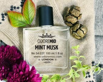 Mint Musk Eau de Parfum OM No 54 Natural Spray