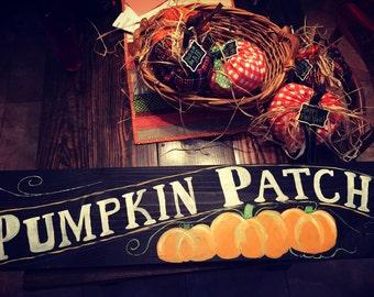 Stuffed Pumpkins_Pumpkin Patch Pumpkins