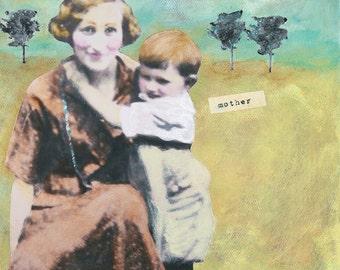Mother - Original Painting
