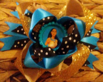 Disney Princess Pocahontas Hair Bow