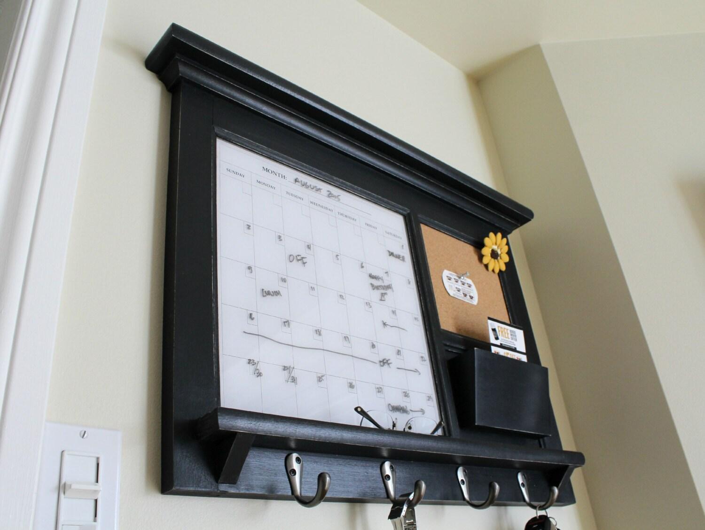 Ordinaire Kitchen Memo Board Organizer Kitchen Mail Family Organizer Monthly Dry  Erase Calendar 10
