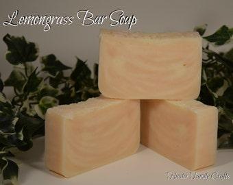 Lemongrass Bar Soap (2 ounces)