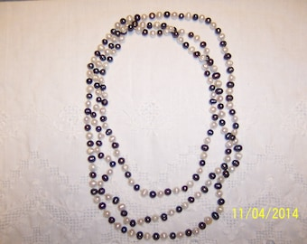 Vintage Fresh Water pearls necklace.