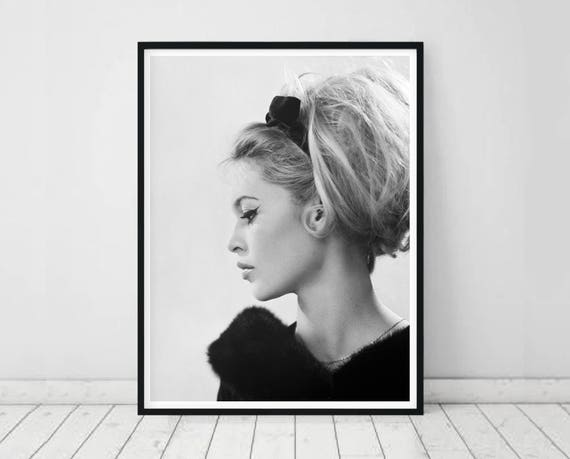 Brigitte bardot art trending now fashion photography prints