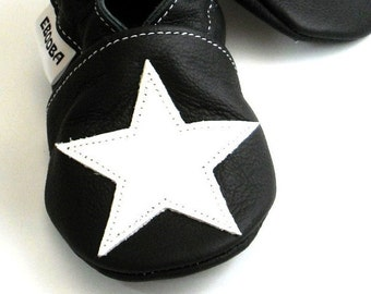 SALE -50% Baby Shoes,Ebooba,Soft Sole Shoes,Baby Moccasins,Crib Shoes,Boys' Shoes,Girls Shoes,Moccs Shoes,Prewalkers Shoes,Baby Shoes Star,6