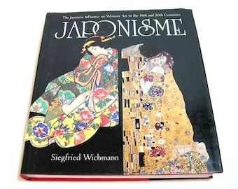 Japonisme By Siegfried Wichmann Vintage Art Book