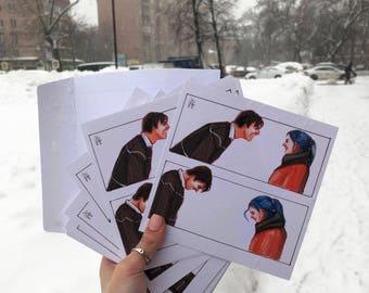 Sweet Postcards: Eternal Sunshine