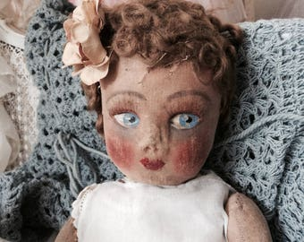 little sugarsweet doll ca 1920 rare