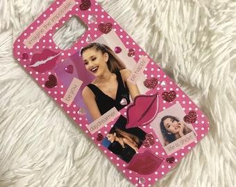 Ariana Grande Galaxy S7 Case