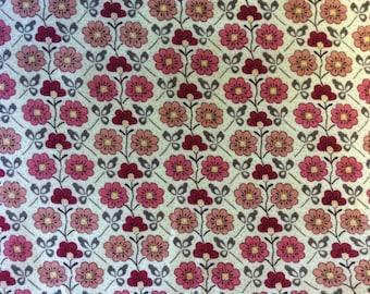 Tana lawn fabric from Liberty of London, Cordelia