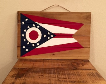 State Flag Wall Art