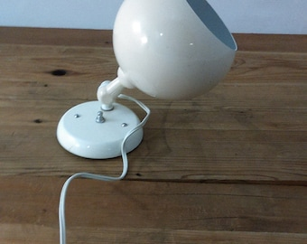 Mid Century Modern / Eyeball / Atomic /  Desk Lamp / Space Age / Mid century modern Decor