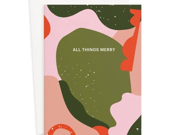 All Things Merry Christmas Card