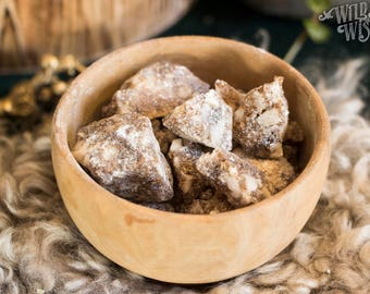 MYRRH RESIN - Smudge - Sacred Purify Insense Aromatic Meditation Ritual Ceremony Aura Clearing Cleansing - 30g/1oz, 60g/2oz, 90g/3oz