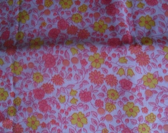 Fabric Cotton for Sewing Crafting 1.25 yards