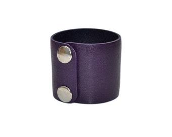 Wide Leather Cuff Bracelet / Leather Bracelet For Women, Mens Leather Bracelet / Leather Band Bracelet, Mens Bracelet, Leather Wristband