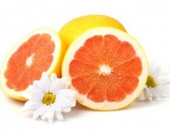 Free Shipping - 1oz Natural Grapefruit Perfume Oil, Grapefruit Oil, Grapefruit Fragrance, Grapefruit Scent, Lotions and Potions