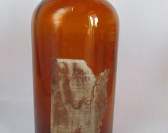1920's/30's? Poison Bottle