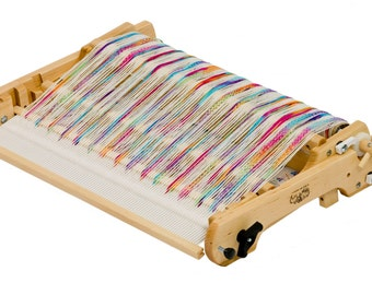 """Schacht Flip Folding Loom with built-in double heddle option 15"""" 20"""" 25"""" or 30"""""""