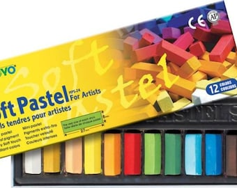 Mungyo Soft Pastels Sets - Half Length
