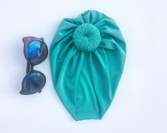 Mint SWIM Turban- Read description before purchase