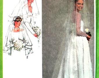 UNCUT Veils and Bridal Headpieces